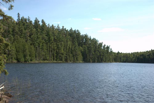 State Lake in the Boundary Waters Canoe Area