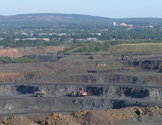 taconite mine