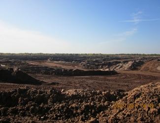 residue mining